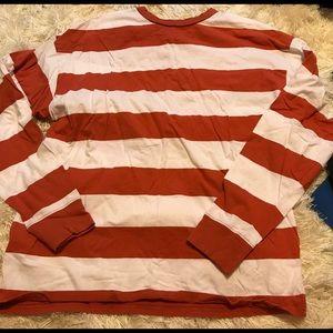 Mens Pacsun Stripped Shirt